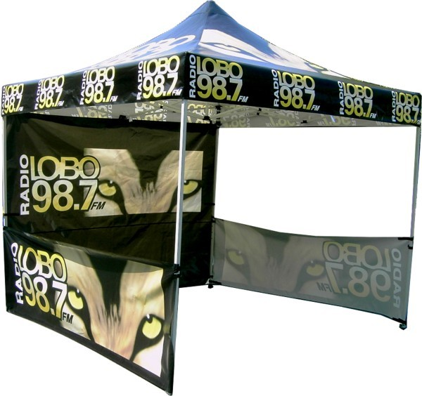 Promotional Pop Up Tents for Trade Shows and Outdoor Events