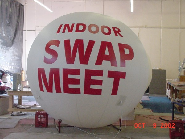 Swap Meet Balloon