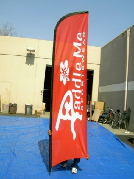 Feather Flags and Advertising Products from USA Manufacturer