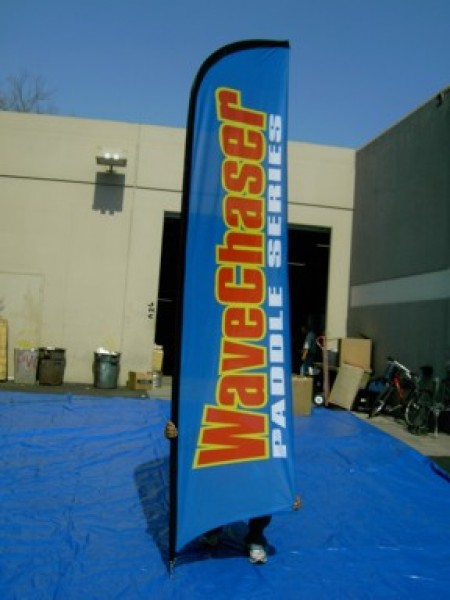Advertising Banner Flags Customized for Brand Promotions