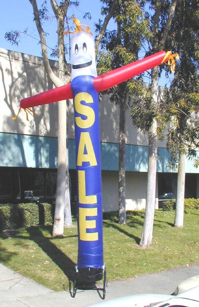 Air Dancer Inflatables for Retail Stores and Special Events