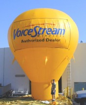 Advertising Balloons Inflatable Advertising Ballons Giant Advertising Balloons and Parking Lot Inflatables