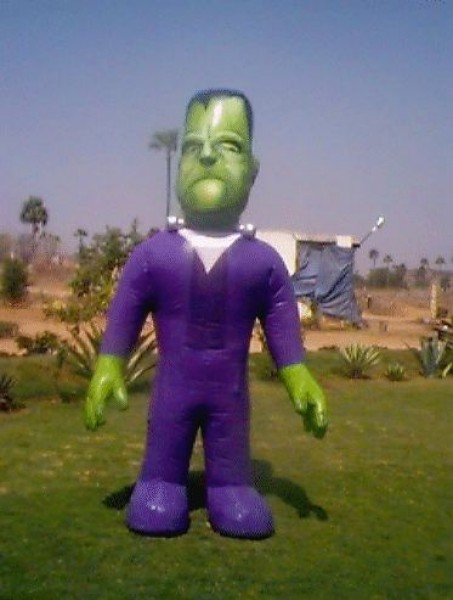 Inflatable Advertising Costumes Inflatable Advertising Costumes Frankenstein Costume Inflatable