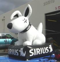 Custom Inflatable Advertising Texas