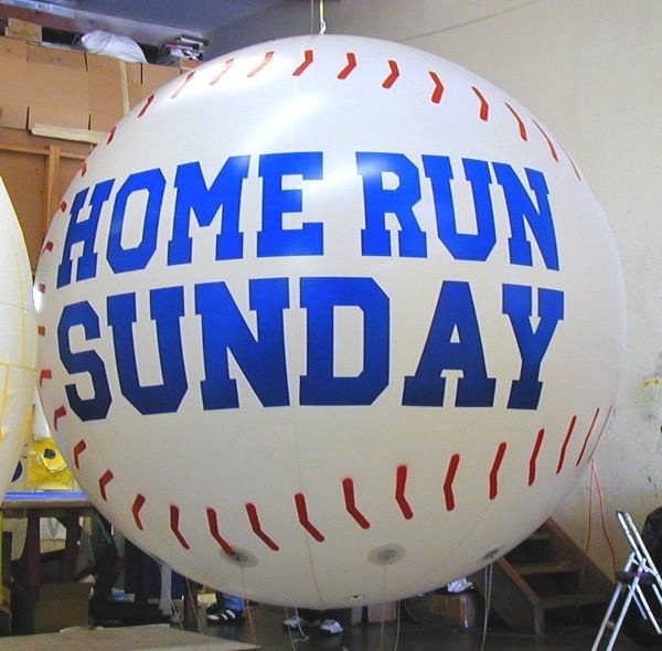Sports Team Inflatables for Special Sporting Events