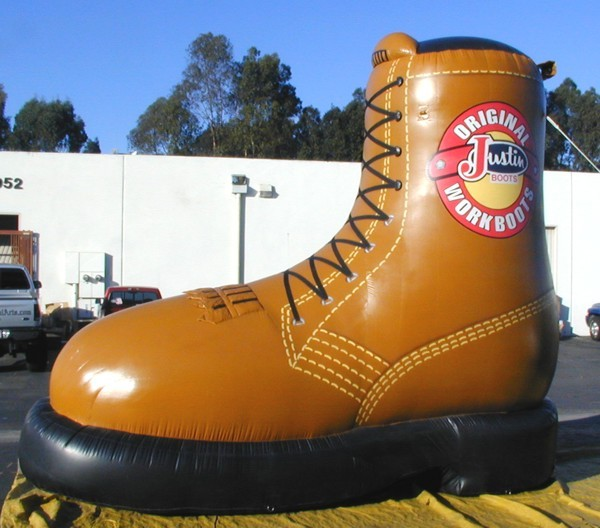 Boot Inflatable