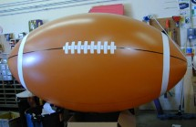 Sports Inflatables Advertising Sports Inflatables Sports Inflatable Giant Soccer Ball to Strengthen Team Spirit