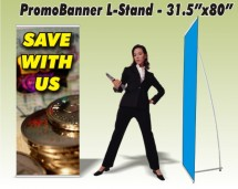 Display Stands Advertising Display Stands Pull Up Banner Stands for Indoor and Outdoor Advertising