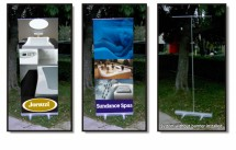 Display Stands Advertising Display Stands Promo Banners and Display Stand To Strengthen Company Brand