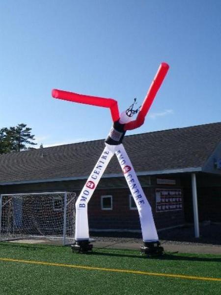 Air Dancers Inflatable Air Dancer dancing man 2-legs