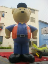 Inflatable Advertising Animals Inflatable Advertising Animals Giant Inflatable Bear: Custom Advertising Animals and Inflatables