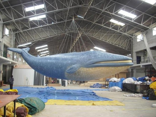 Giant Inflatable Whale and Advertising Animal Products For Sale