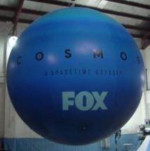 Inflatable Spheres Inflatable Advertising Spheres Planet Uranus Helium Inflatable Sphere Balls Used in Advertising