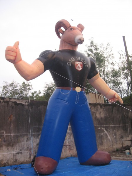 Ram Man Inflatable