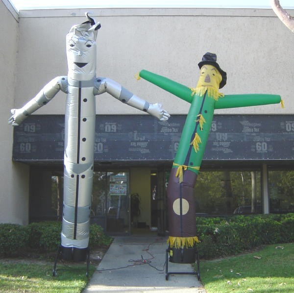 Air Dancers Inflatable Air Dancer Scarecrow air dancer