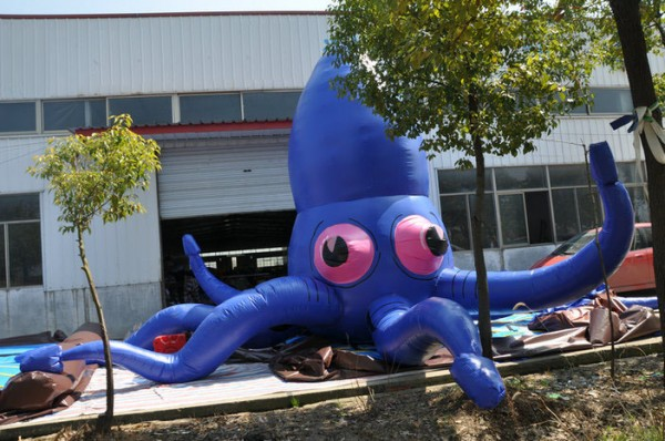 Squid Inflatable