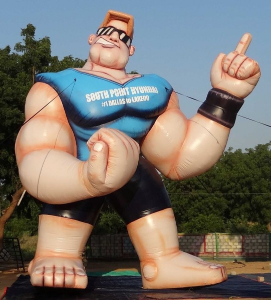 Muscle Man Inflatable