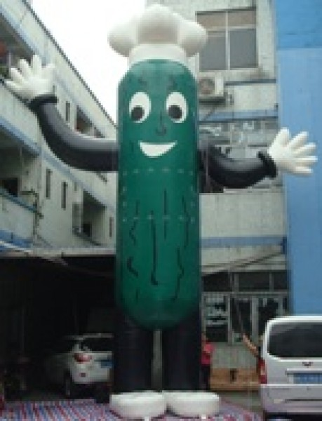 Mr. Pickles Inflatable