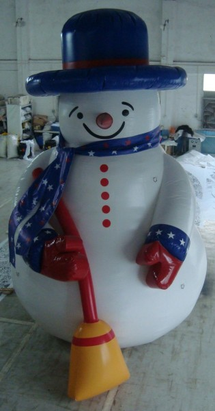 Holiday Airblown Inflatables Holiday Advertising Inflatables Snowman Inflatable