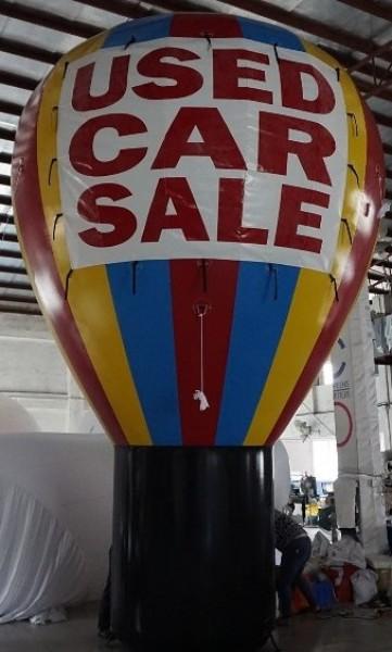 Advertising Balloons Inflatable Advertising Ballons Car Balloon