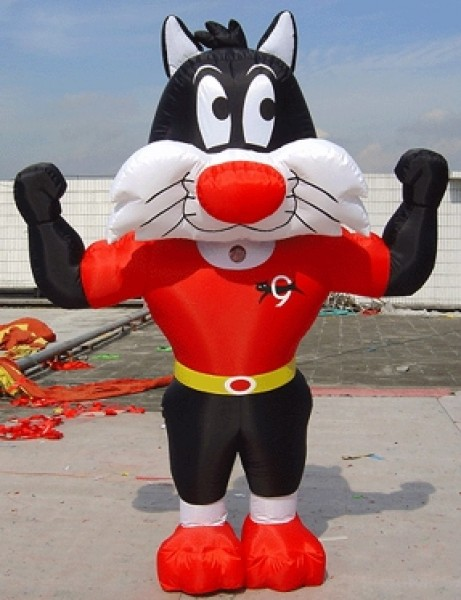 Inflatable Advertising Costumes Inflatable Advertising Costumes Cat Costume