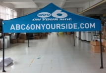 Promotional Pop Up Tents Promotional Pop Up Tents Media Tent