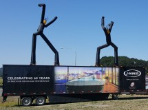 Air Dancers Inflatable Air Dancer Black Air Dancers