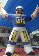 Custom Inflatable Advertising Custom Inflatable Advertising Football Player Inflatable