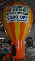 Advertising Balloons Inflatable Advertising Ballons Dental Inflatable