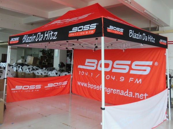 Promotional Pop Up Tents Promotional Pop Up Tents Radio Tent