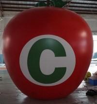 Inflatable Spheres Inflatable Advertising Spheres Apple Sphere