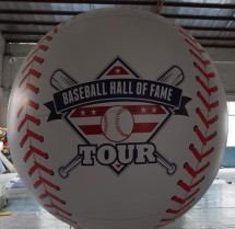 Inflatable Spheres Inflatable Advertising Spheres MLB Sphere