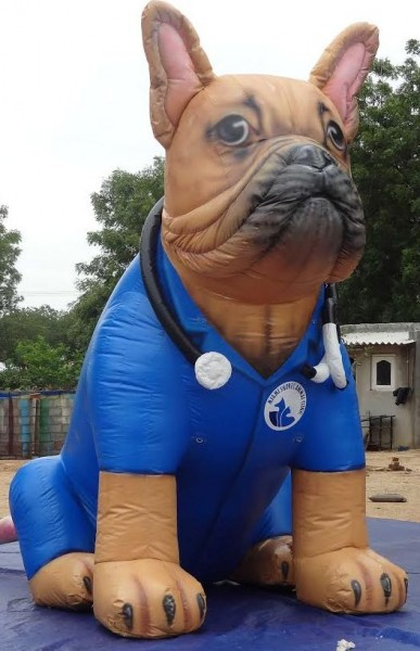 Dog Inflatable