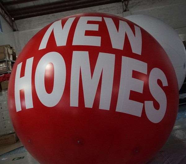 Inflatable Spheres Inflatable Advertising Spheres New Homes Sphere