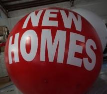 Inflatable Spheres Inflatable Advertising Spheres New Homes Sphere