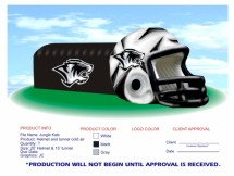 Sports Inflatables Advertising Sports Inflatables Large Team Tunnel
