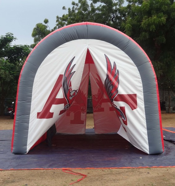 Sports Inflatables Advertising Sports Inflatables Football Team Tunnel