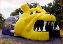 Sports Inflatables Sports Tunnels Football Tunnel