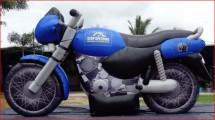 Custom Inflatable Advertising Custom Inflatable Advertising Motorcycle inflatable