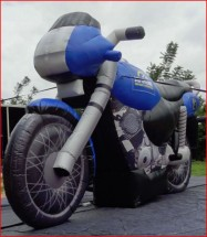 Custom Inflatable Advertising Custom Inflatable Advertising Motorcycle Balloon