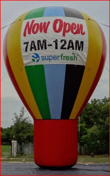 Advertising Balloons Inflatable Advertising Ballons Grocery Store Ad Balloon