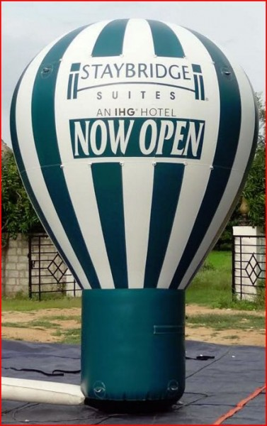 Hotel Advertising Balloon