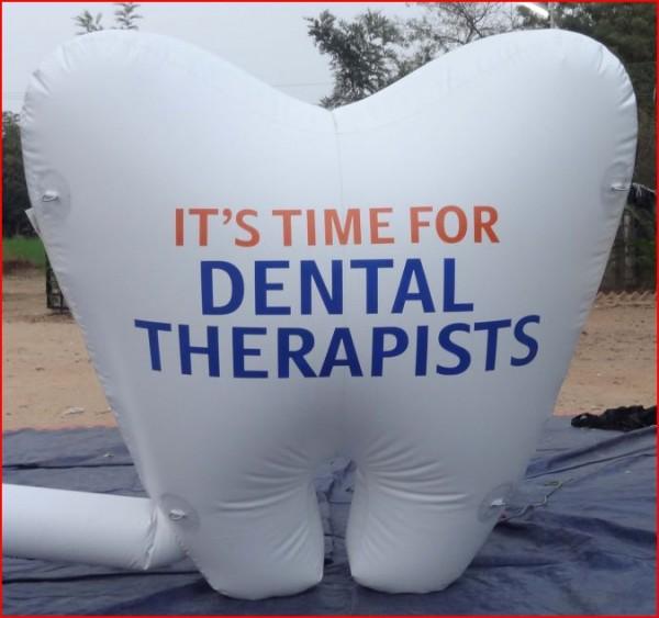 Custom Inflatable Advertising Custom Inflatable Advertising Tooth Inflatable