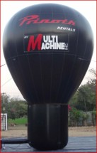 Advertising Balloons Inflatable Advertising Ballons Outdoor Ad Balloon