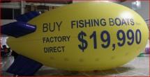 Helium Advertising Blimps Helium Blimps Boat Sale Blimp