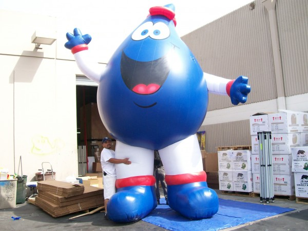 Custom Inflatable...Use Your Imagination!
