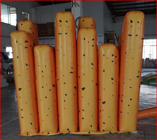 Custom Inflatable Advertising Custom Inflatable Advertising French Fry Inflatables