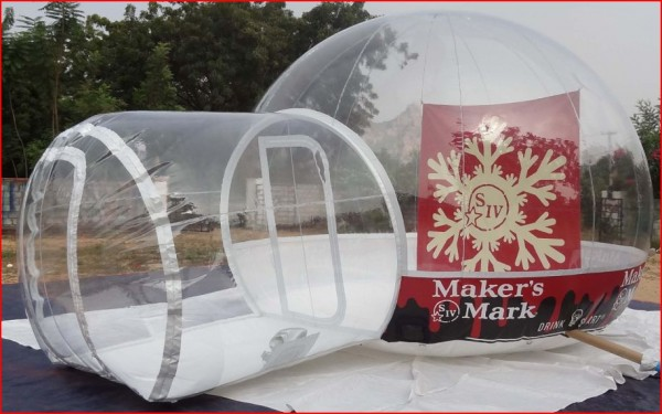 Custom Inflatable Advertising Custom Inflatable Advertising Clear Inflatable