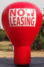 Advertising Balloons Inflatable Advertising Ballons Apartment Ad Balloon