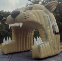 Sports Inflatables Advertising Sports Inflatables inflatable football tunnel